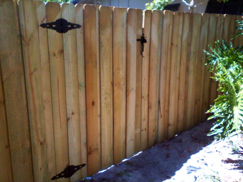Cape Coral Wood Fence Cape Coral And Fort Myers Fence
