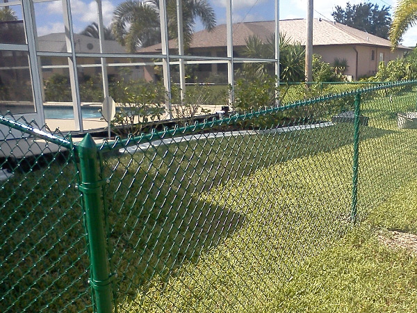 Cape Coral Chain Link Fence Cape Coral And Fort Myers