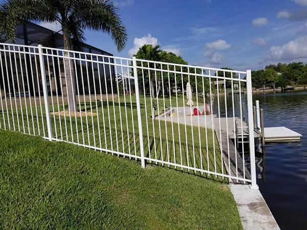 Cape Coral Aluminum Fence Wood Vinyl And Aluminum Fences